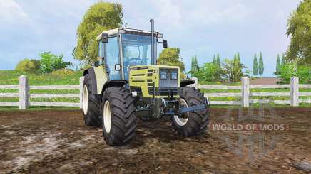 Hurlimann H488 Turbo Prestige for Farming Simulator 2015