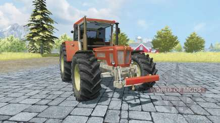 Schluter Super 2000 LS v2.1 for Farming Simulator 2013