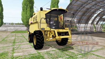New Holland TF78 v1.1 for Farming Simulator 2017