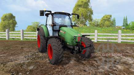 Hurlimann XM 130 4Ti for Farming Simulator 2015