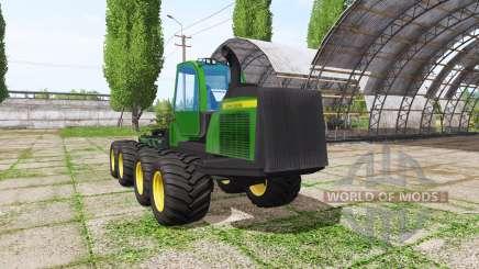 John Deere 1910E tractor unit for Farming Simulator 2017