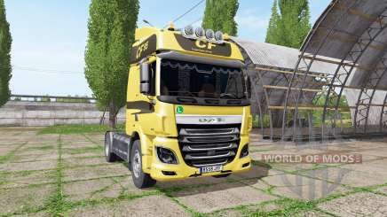 DAF CF for Farming Simulator 2017