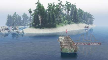 Water world v0.5 for Spin Tires