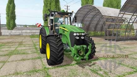 John Deere 7930 v1.2 for Farming Simulator 2017