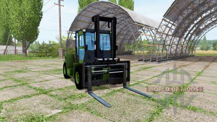 Clark C80D v2.1 for Farming Simulator 2017