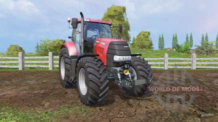 Case IH Puma 200 CVX for Farming Simulator 2015