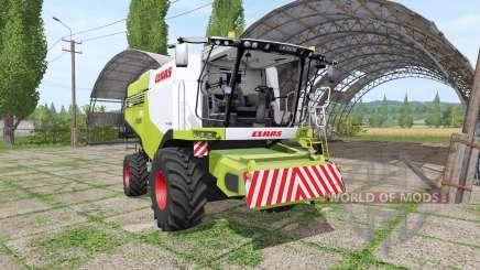 CLAAS Lexion 740 v2.0.1 for Farming Simulator 2017