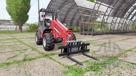 Weidemann 1070 CX 50 for Farming Simulator 2017