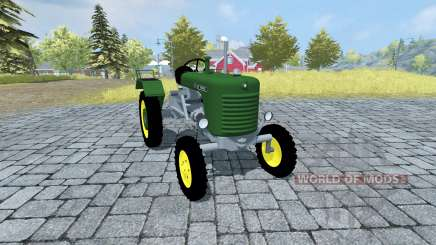 Steyr Typ 80 v2.0 for Farming Simulator 2013