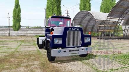 Mack R600 1977 for Farming Simulator 2017