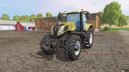New Holland T8.435 multicolor for Farming Simulator 2015