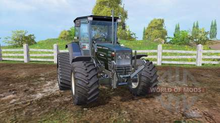 Hurlimann H488 Turbo RowTrac front loader for Farming Simulator 2015