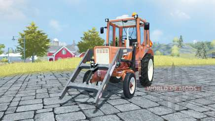T 25A front loader for Farming Simulator 2013
