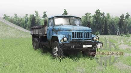 ZIL AMUR 531384 v2.0 for Spin Tires