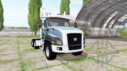 Caterpillar CT660 v1.1 for Farming Simulator 2017