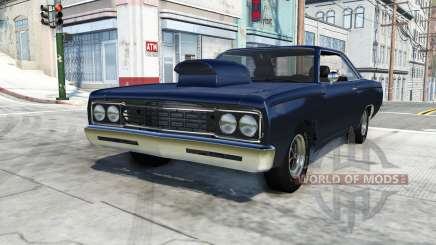 Plymouth Road Runner v1.5 for BeamNG Drive