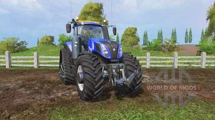 New Holland T8.435 for Farming Simulator 2015