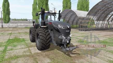 Fendt T Vario black for Farming Simulator 2017