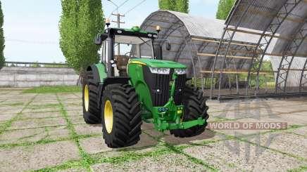 John Deere 7230R v1.1 for Farming Simulator 2017