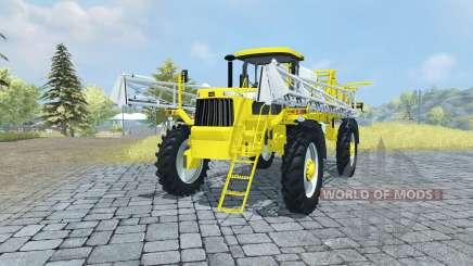 Challenger RoGator 1386 for Farming Simulator 2013