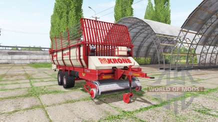 Krone Turbo 3500 v1.2 for Farming Simulator 2017