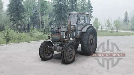 T 40АМ for MudRunner