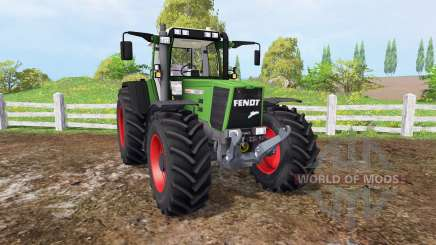 Fendt Favorit 926 Vario for Farming Simulator 2015