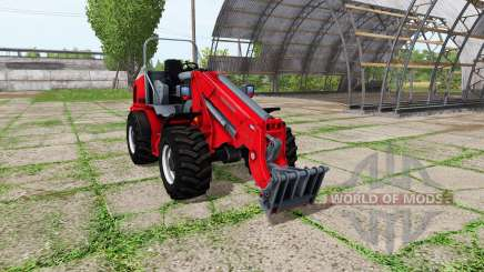 Weidemann 4270 CX 100 v0.1 for Farming Simulator 2017