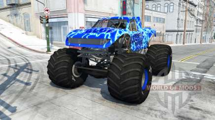 CRD Monster Truck v1.13 for BeamNG Drive