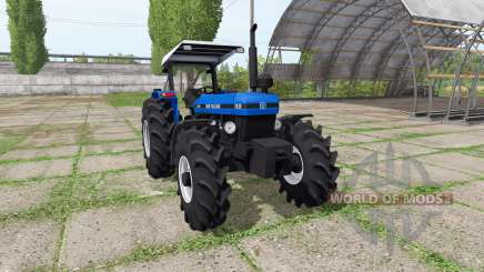 New Holland 7630 for Farming Simulator 2017