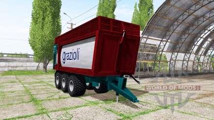 Grazioli Domex 200-6 v2.0 for Farming Simulator 2017