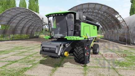 Deutz-Fahr 6095 HTS v1.0.0.1 for Farming Simulator 2017