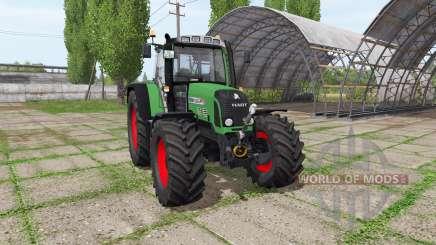 Fendt 820 Vario TMS v1.3 for Farming Simulator 2017