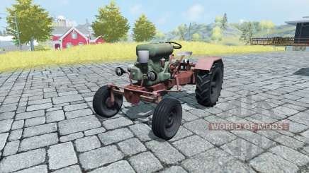 SAM S-18 for Farming Simulator 2013