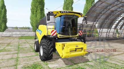 New Holland CR5.85 for Farming Simulator 2017
