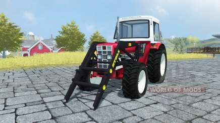 IHC 633 front loader for Farming Simulator 2013