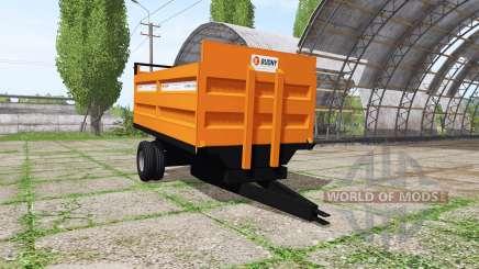 Budny CHMB-5000 for Farming Simulator 2017