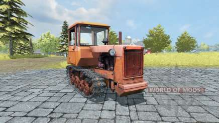 DT 75M v2.1 for Farming Simulator 2013