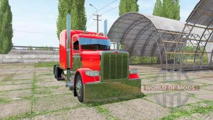 Peterbilt 389 for Farming Simulator 2017
