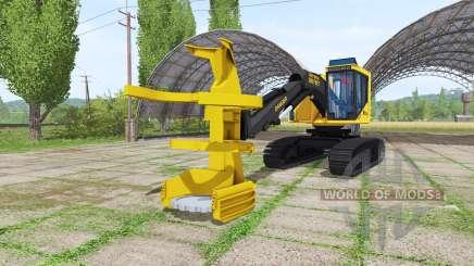 Tigercat L822C for Farming Simulator 2017
