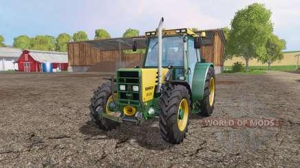 Buhrer 6135A front loader for Farming Simulator 2015