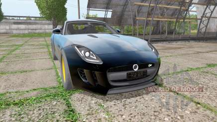 Jaguar F-Type R for Farming Simulator 2017