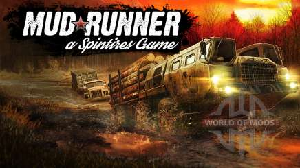 SpinTiresMod v1.6.6 for MudRunner