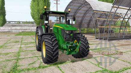 John Deere 6230R v2.1 for Farming Simulator 2017