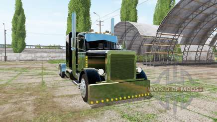 Peterbilt 388 for Farming Simulator 2017