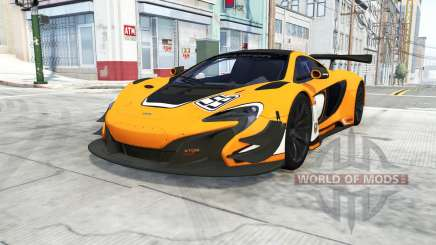 McLaren 650S GT3 2014 for BeamNG Drive