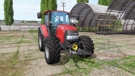 Case IH Farmall 105U Pro for Farming Simulator 2017