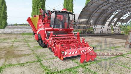 Grimme Maxtron 620 v1.1 for Farming Simulator 2017