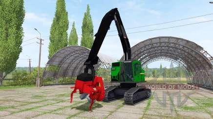 Machine Processor Dangle for Farming Simulator 2017