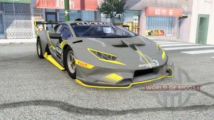 Lamborghini Huracan Super Trofeo EVO v1.1 for BeamNG Drive